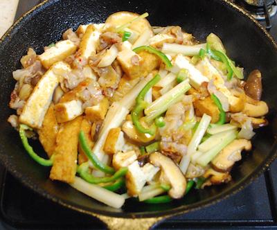 厚揚げと豚肉の辛み炒め7 (1)-400