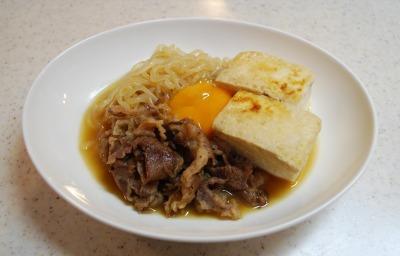 すき煮 (2)