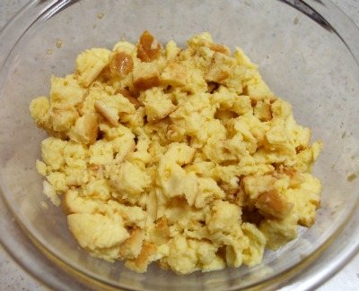 塩フレンチトーストのサーモンサンド2