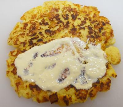 塩フレンチトーストのサーモンサンド6