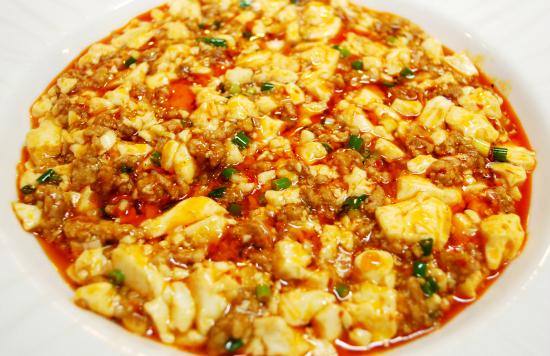 陳さんちのマーボー豆腐