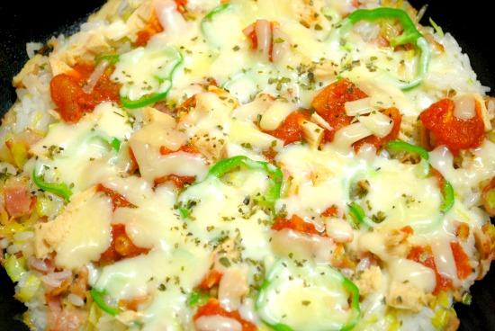 ライスピザ1
