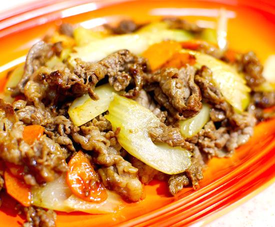 牛肉とセロリのオイスターソース炒め6 (1)-550
