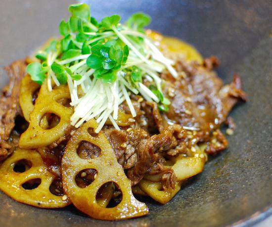 れんこんと牛肉のゆずこしょう炒め8 (1)-550