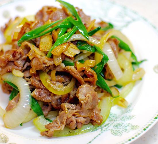 豚肉とメンマの炒めもの7 (2)-550