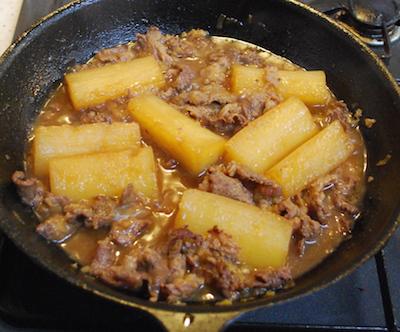 大根と牛肉の韓国風煮物7 (1)-400