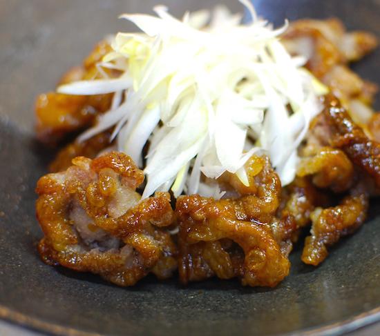 豚肉のから揚げ 黒酢あん8 (1)-550
