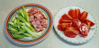 アスパラとベーコンのトマトソテー1 (1)-400