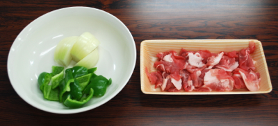 ふんわり豚こま酢豚1-400