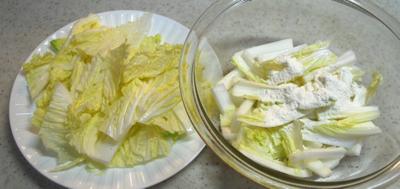 白菜とたらのマスタードチーズクリーム煮1-400