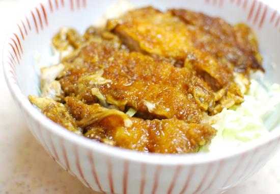 ソース・カツ丼6-550