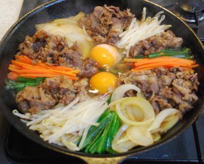 韓国風すき焼き7-400