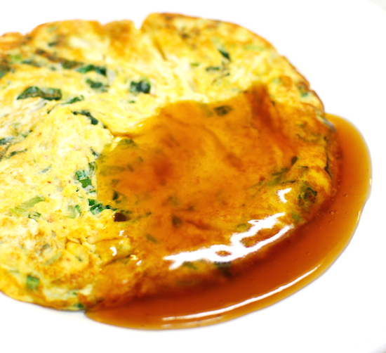 小松菜のかにたまあんかけ8 (1)-550
