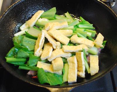 小松菜と京あげのカレー炒め5 (1)-400
