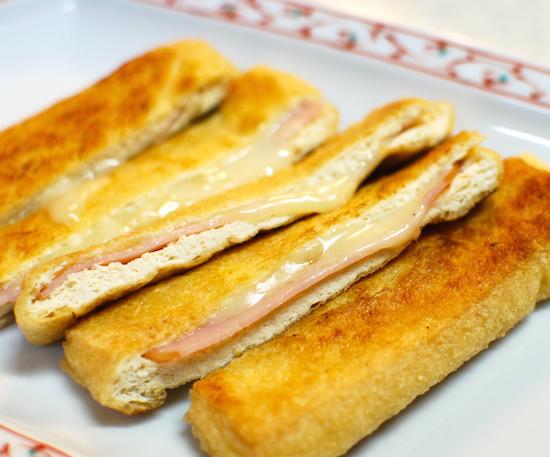 油揚げのハムチーズ焼き4 (1)-550