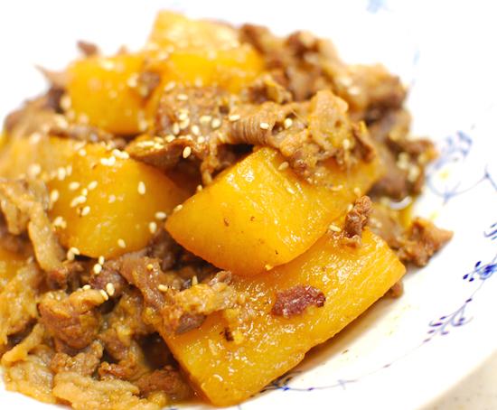 大根と牛肉の韓国風煮物8 (1)-550