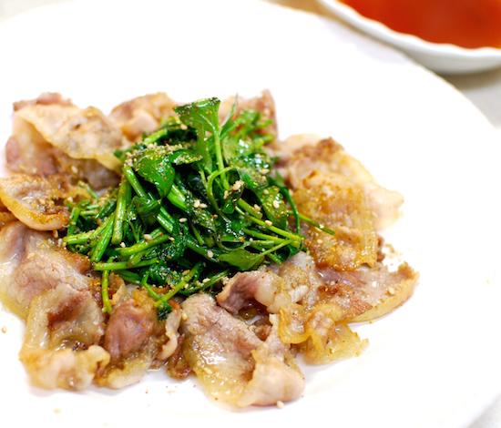 豚肉とせりの焼きしゃぶ5 (1)-550