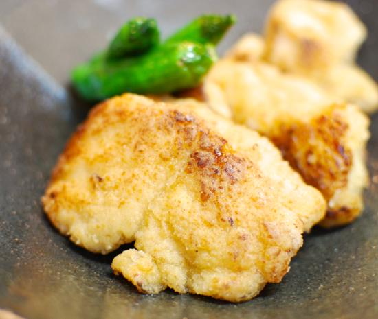 鶏の竜田焼き8-550