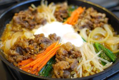 韓国風すき焼き8-400