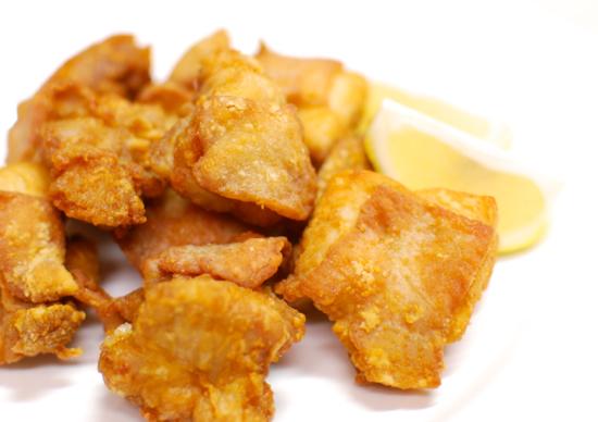 鶏のから揚げ5-550